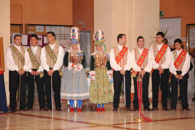 Presentación de la Romería en la Universidad de Huelva