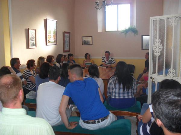 Encuentro de Mayordomías San Benito Abad El Cerro de Andévalo